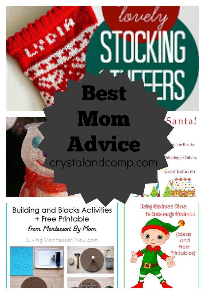 best mom advice 11292014