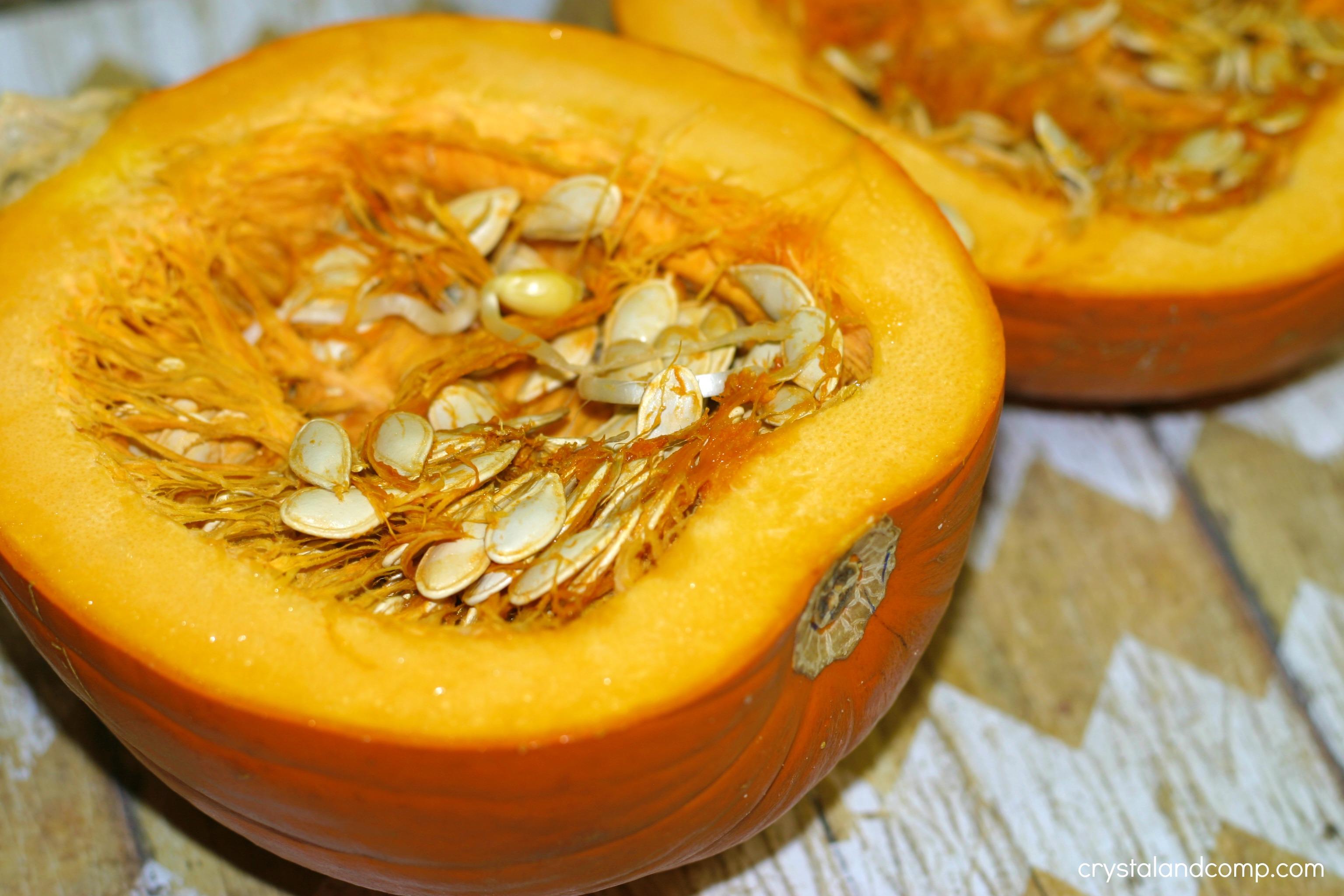 clear pumpkin pie how to make