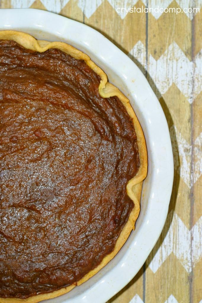 pie pumpkin recipes