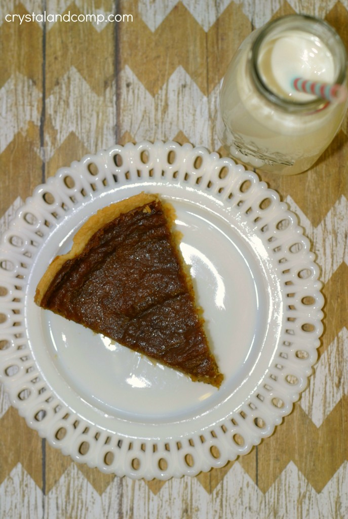 recipe for homemade pumpkin pie