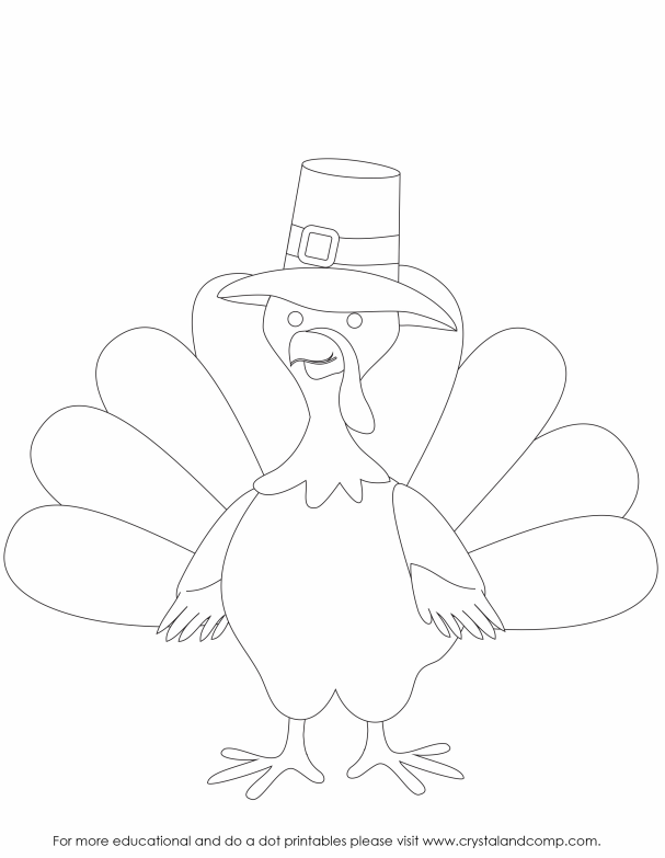 turkey color pages