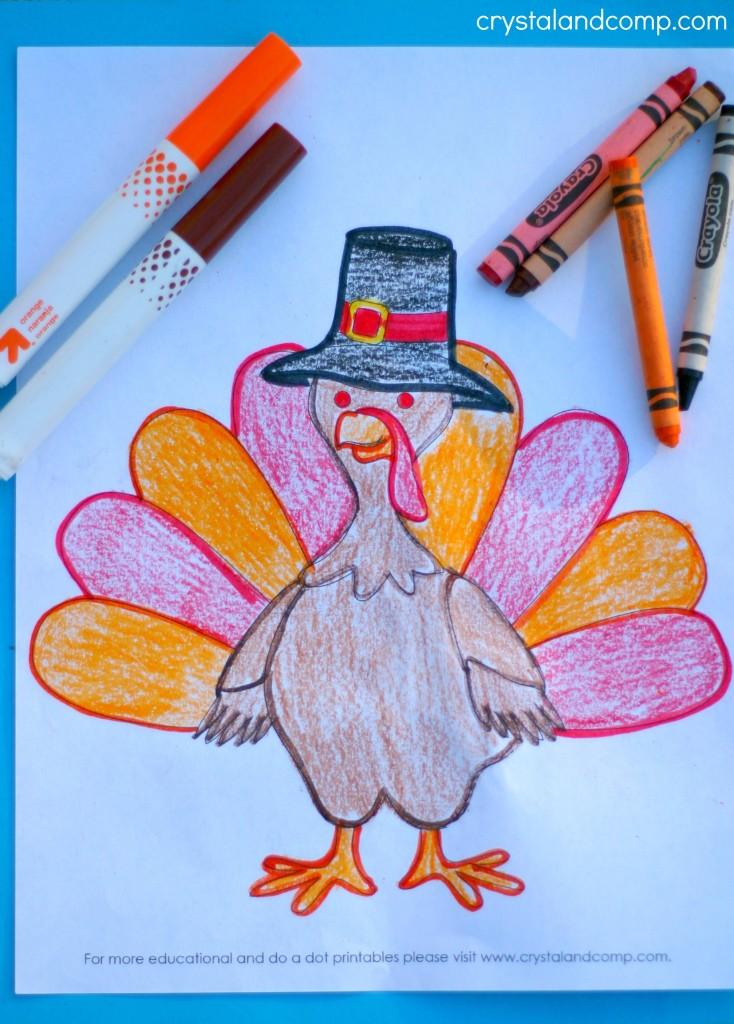 Thanksgiving Do a Dot