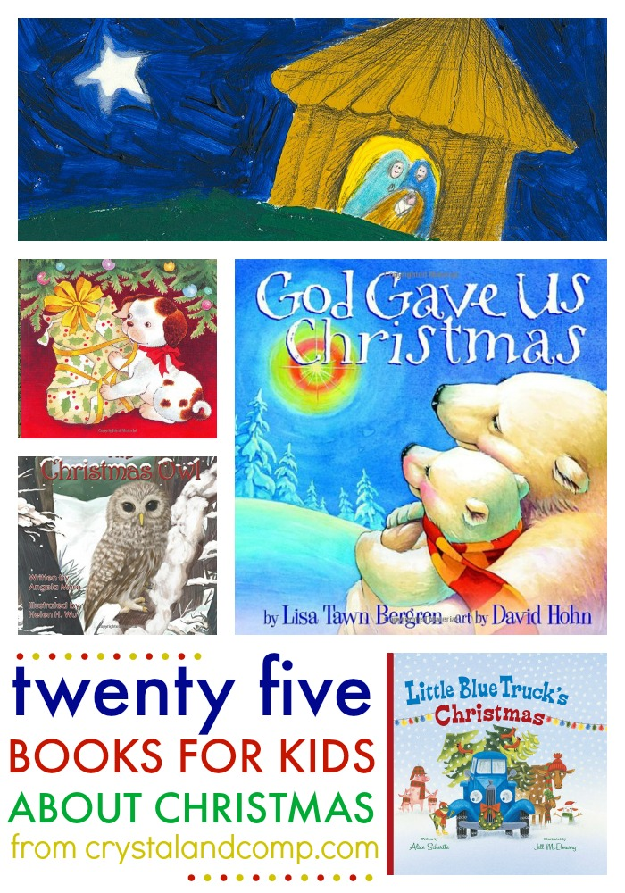 25 Christmas book children must read