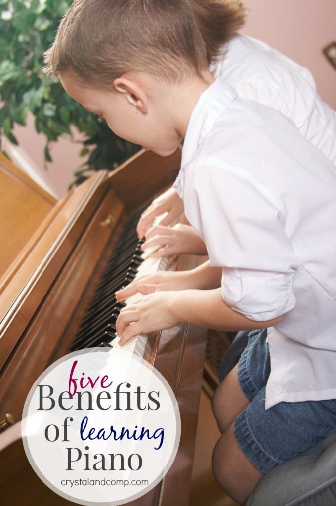 Benefits of Learning Piano