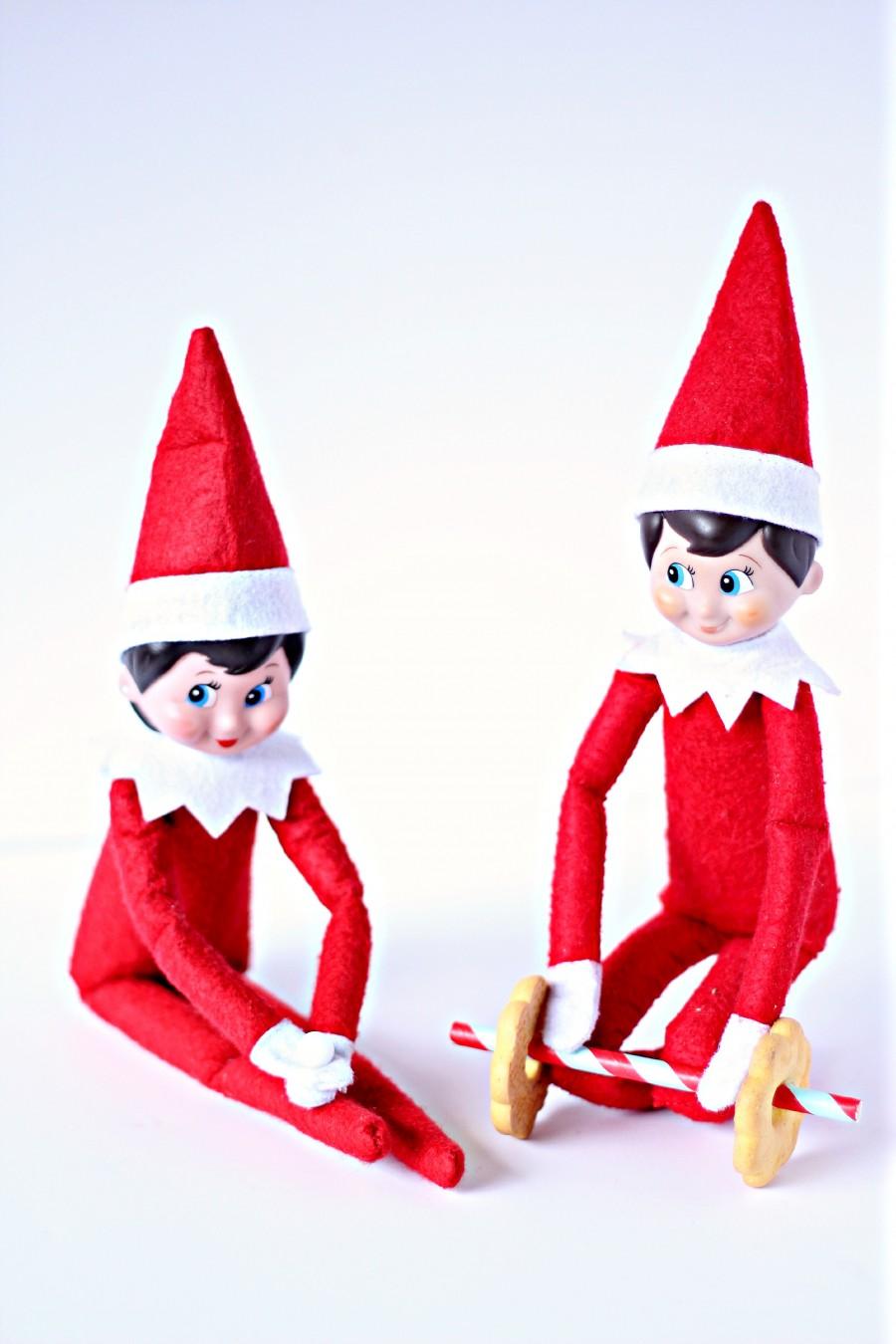 Elf On The Shelf Ideas Workout