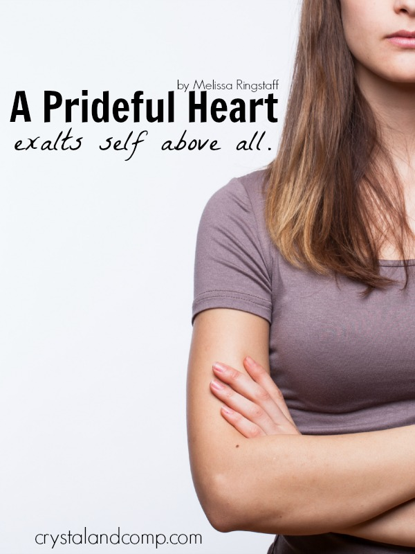 A prideful heart exalts self above all. Is your prideful heart destroying your marriage?