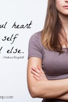A Prideful Heart exalts self above all. @ CrystalandComp.com #marriage