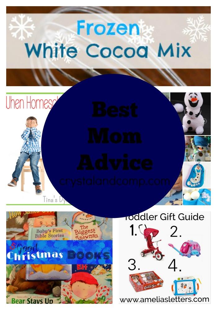 best mom advice 12132014