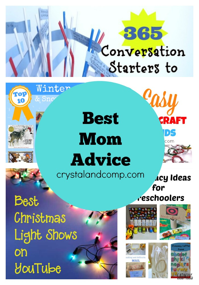best mom advice 12272014
