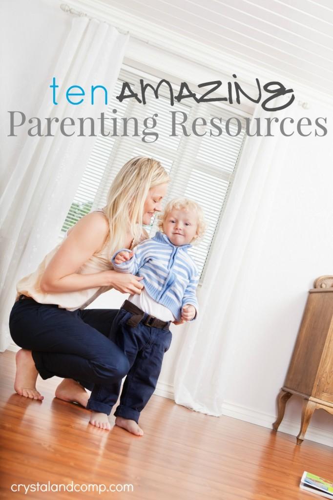 good parenting resources