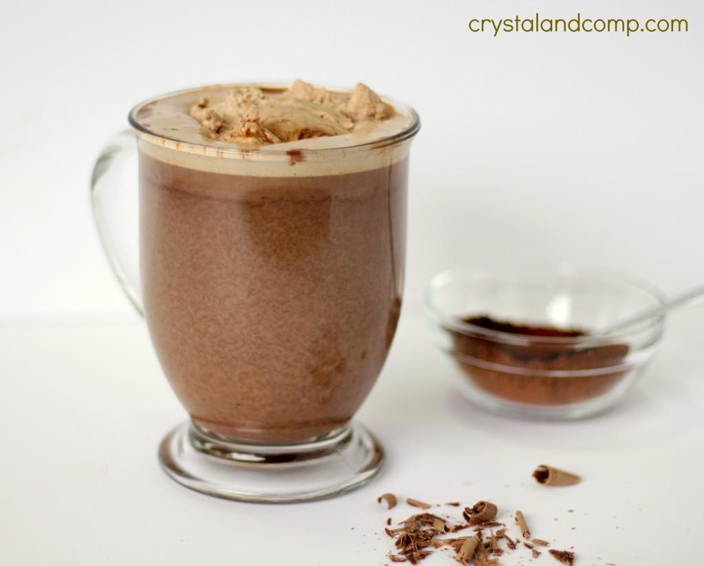 easy homemade hot chocolate recipe