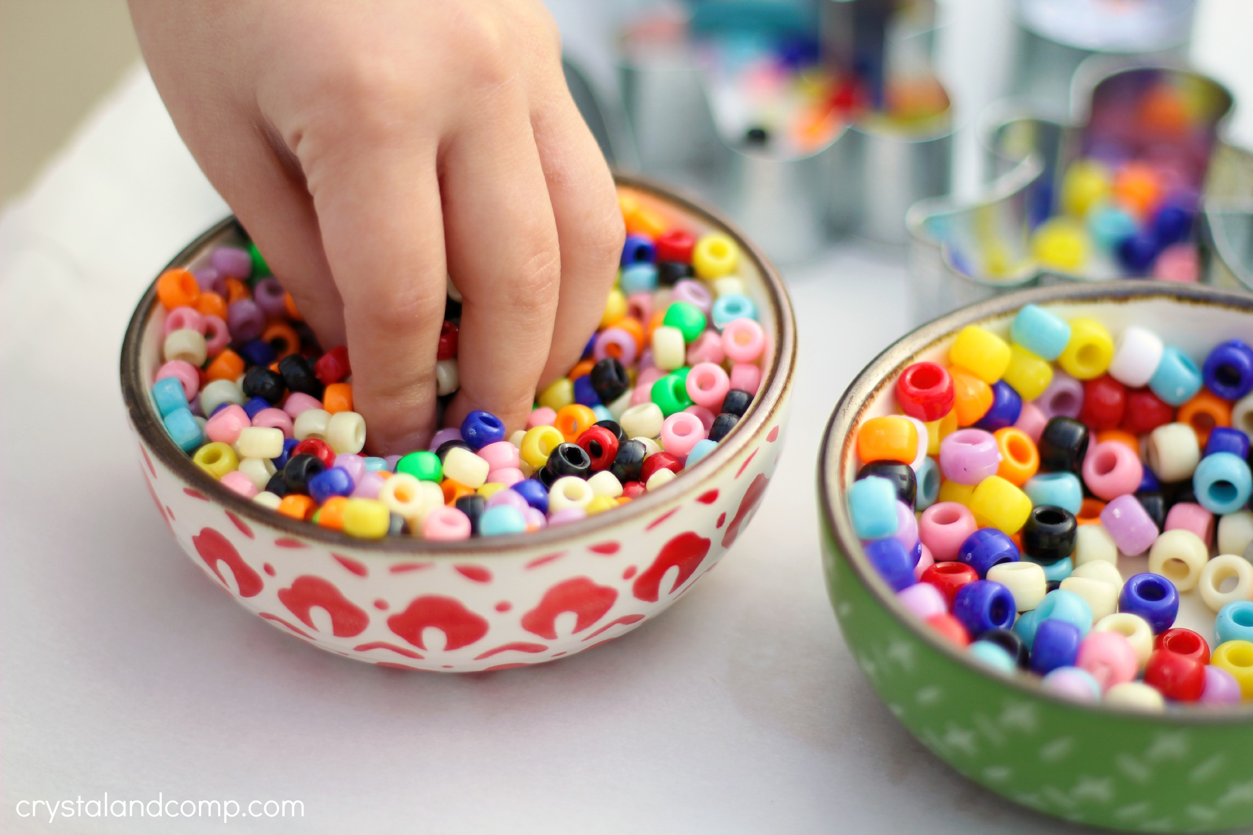 Christmas homemade decorations for kids - Homemade Ornaments Kids Can Make