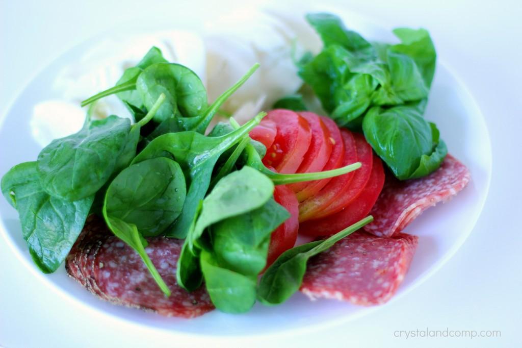 how to make an Italian sandwich