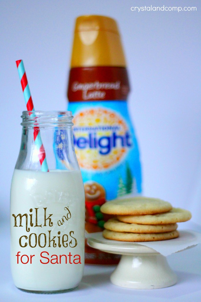 milk and cookies for santa a tradition