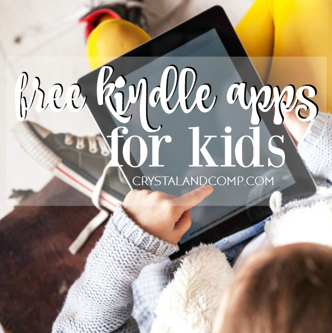 free kindle apps for kids