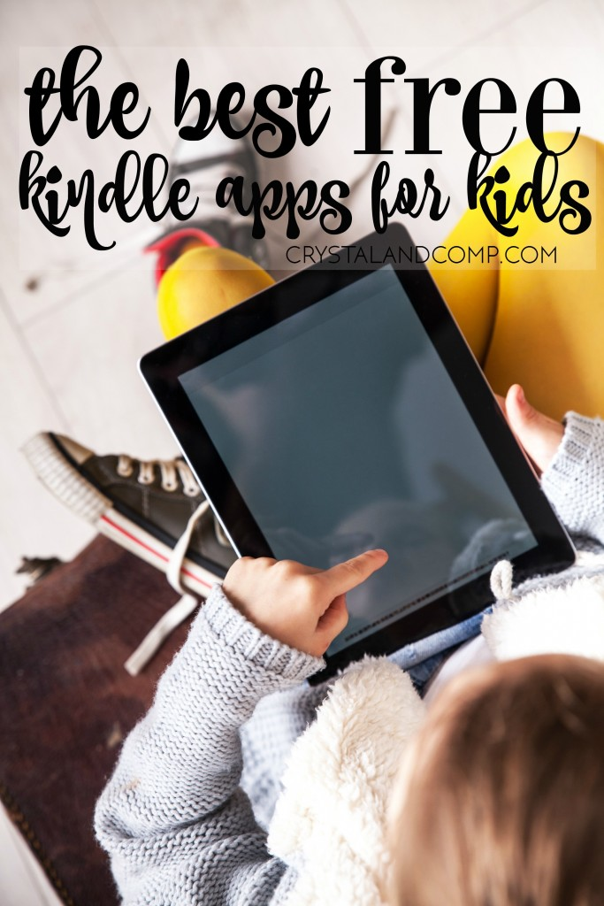 the best free kindle apps for kids