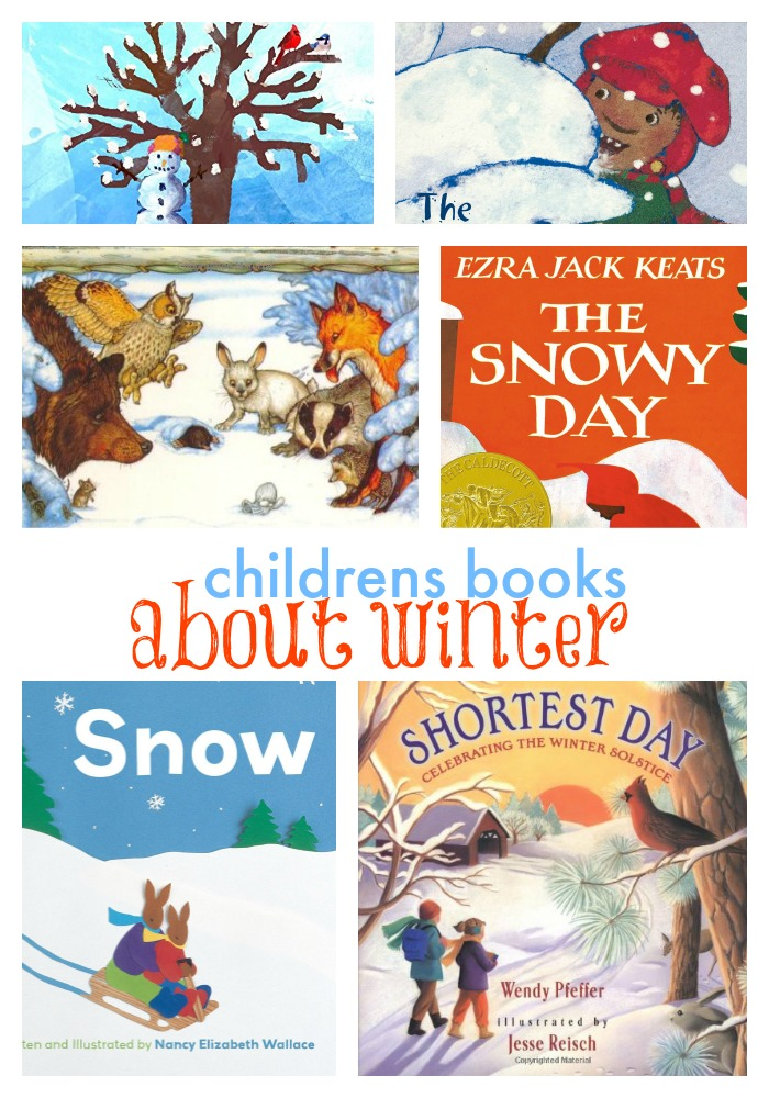 twenty seven awesome childrens books about winter