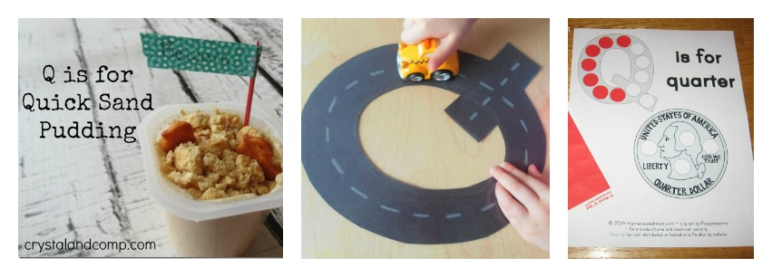 24 letter q crafts for kids