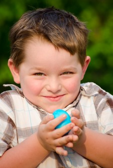25 Candy Free Easter Basket Goodies for Boys