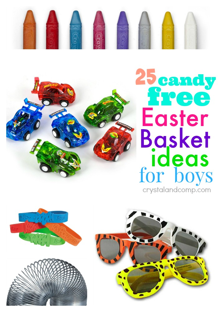 Easter baskets for boys easter basket ideas for boys negle Gallery