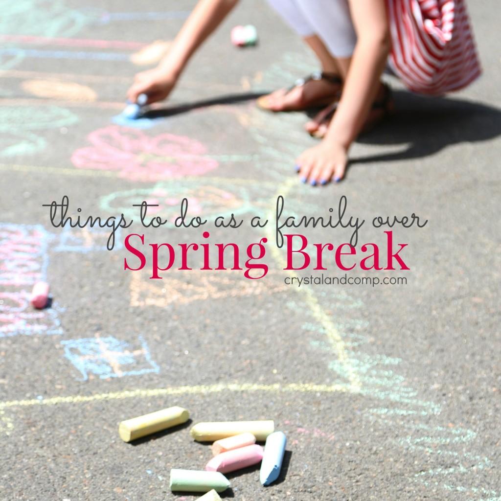 What does spring break start-4885