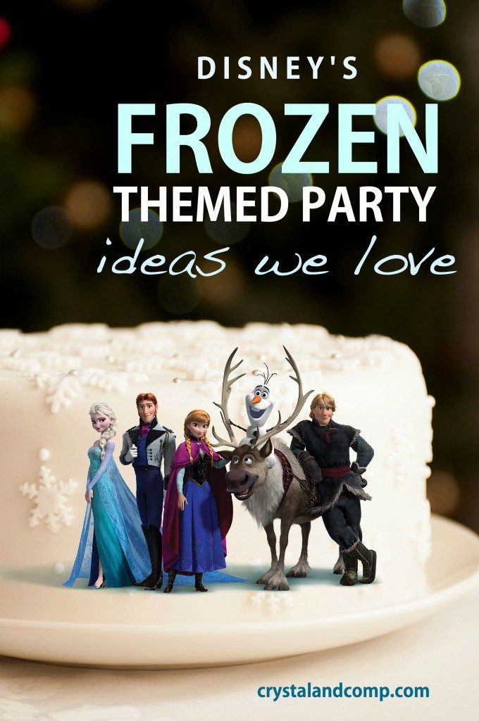 frozen-themed-party-ideas-frozen party