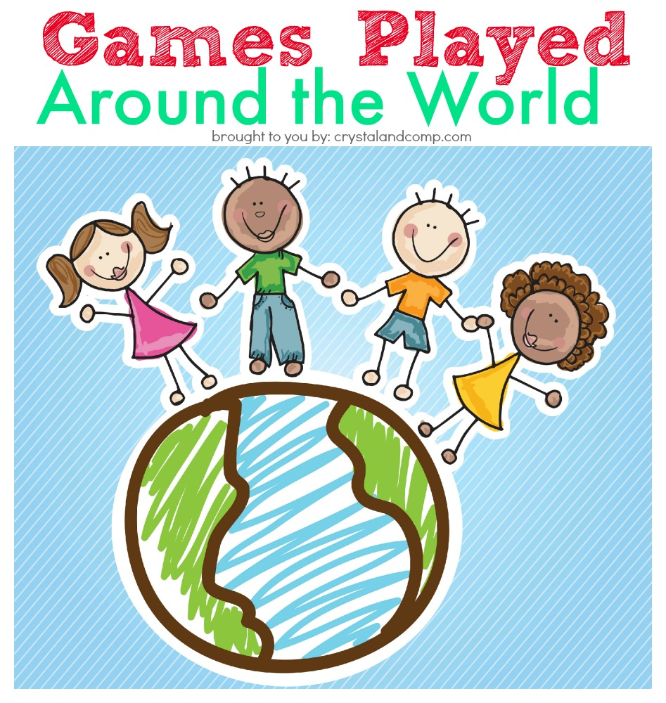 games played around the world by kids and adults