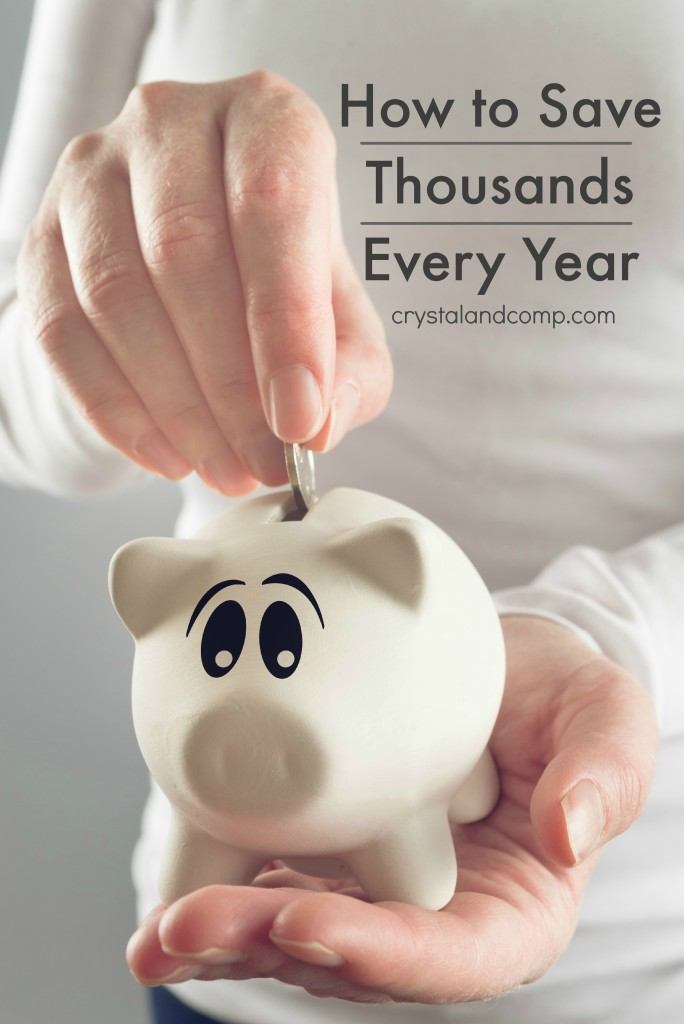 how to save thousands every year