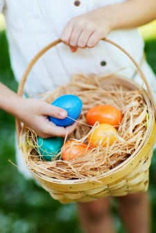 25 Easter Basket Ideas for Girls (Candy Free)