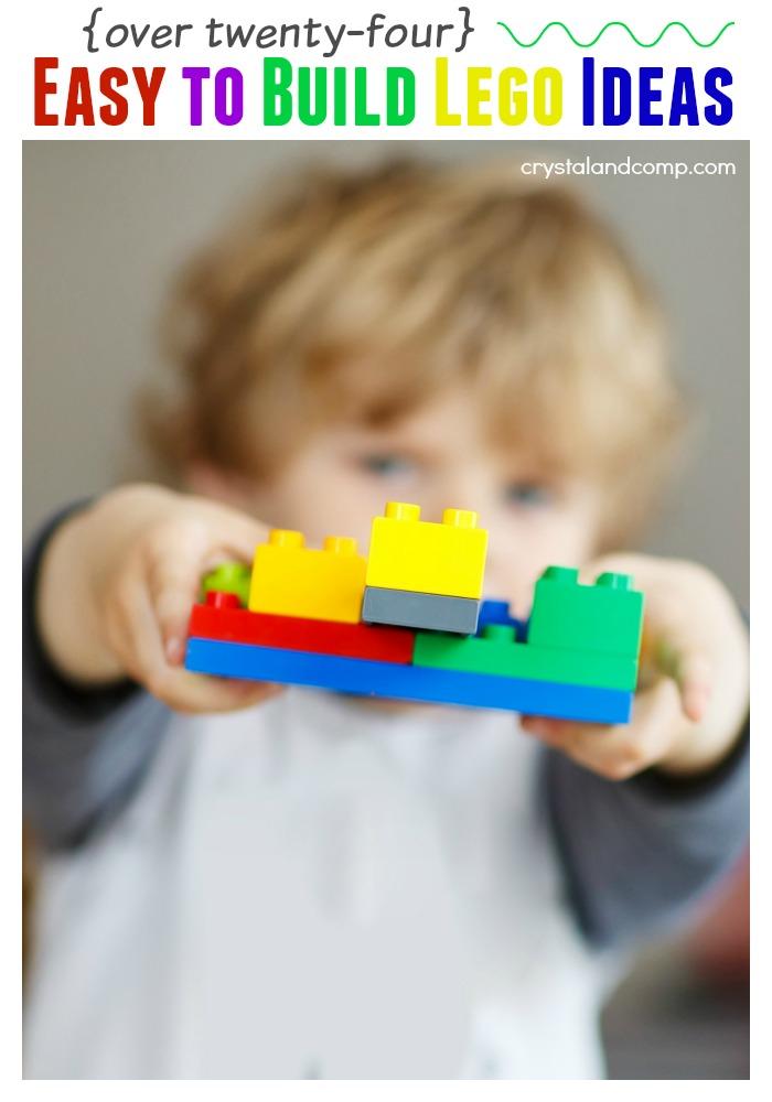 Easy to build lego ideas solutioingenieria Image collections