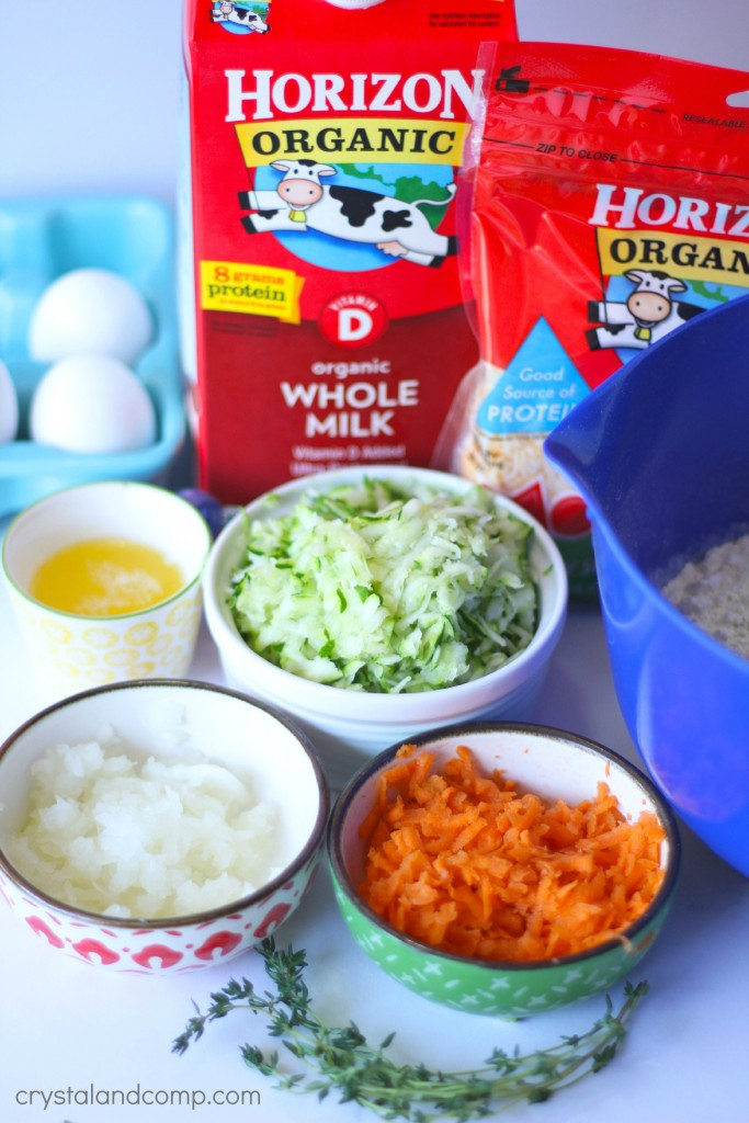 how to make lunch muffins