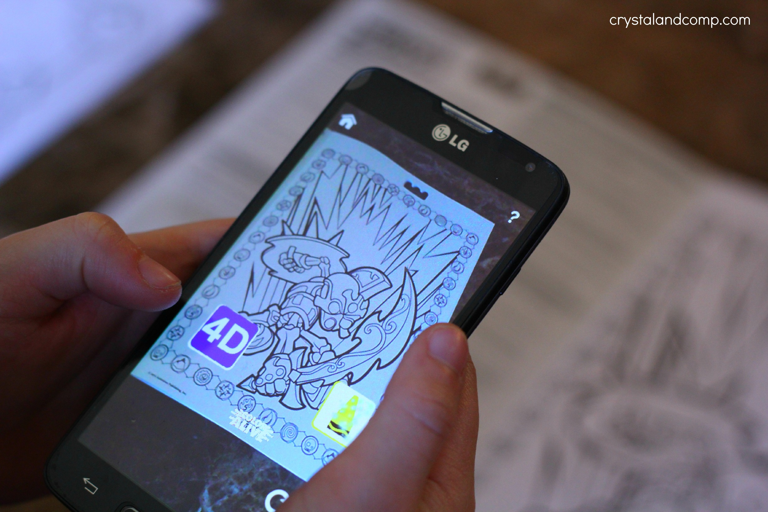 how to use color alive from crayola - Color Alive Coloring Book