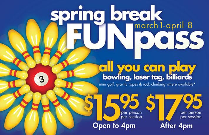 spring brak main event