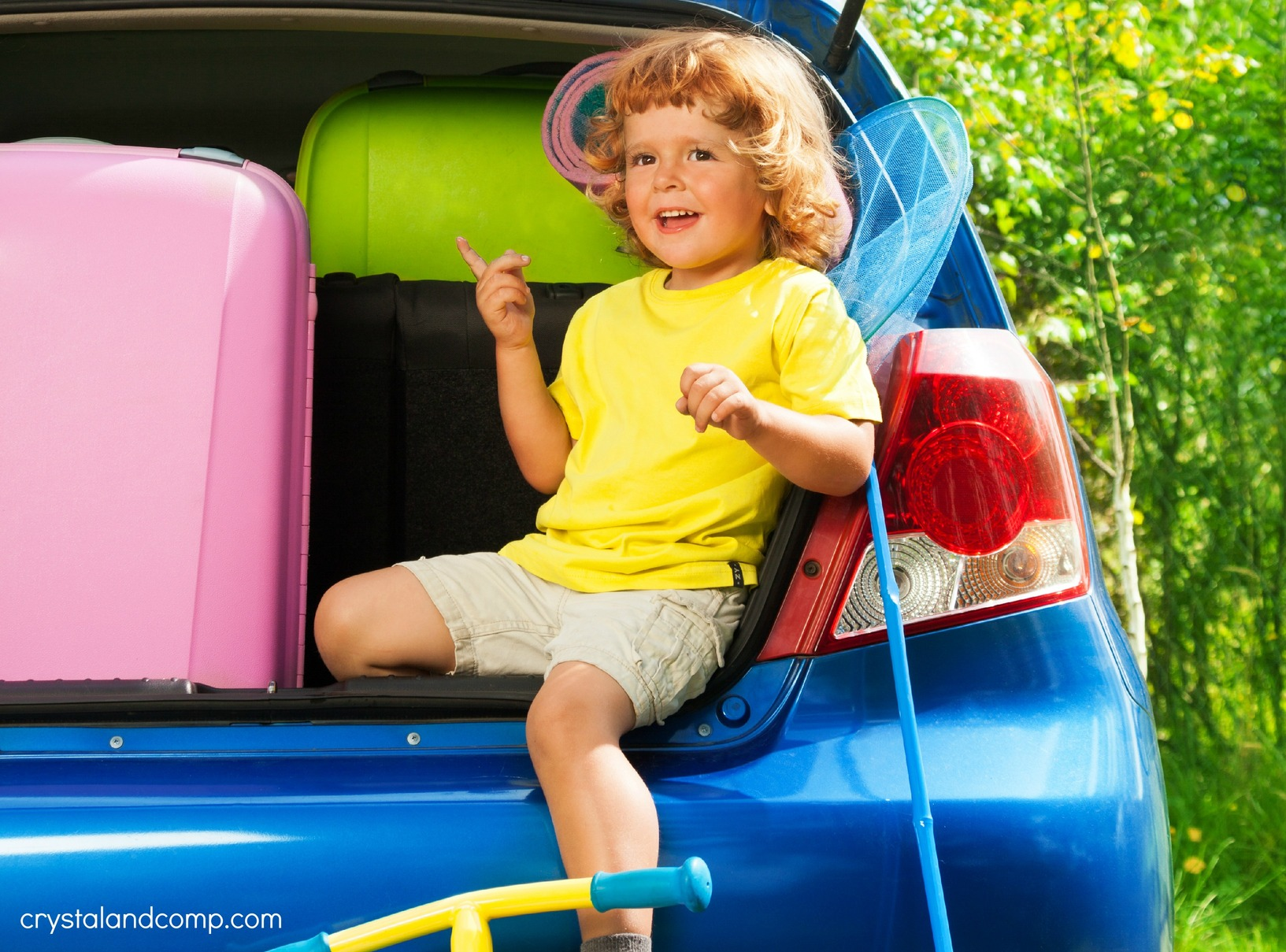 Activities For Kids: 10 Ideas For 2 Year Olds In The Car