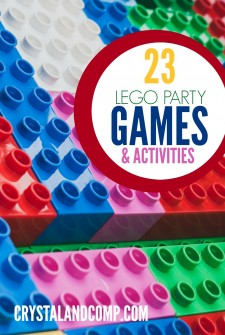 23 Lego Party Games & Activities