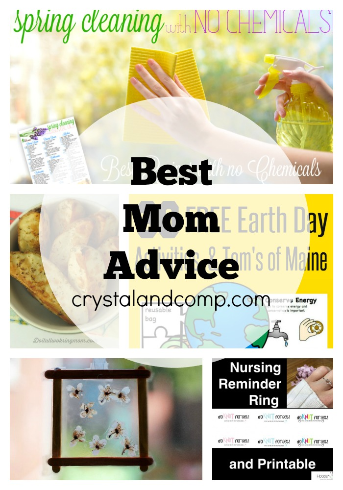 best mom advice on the planet!