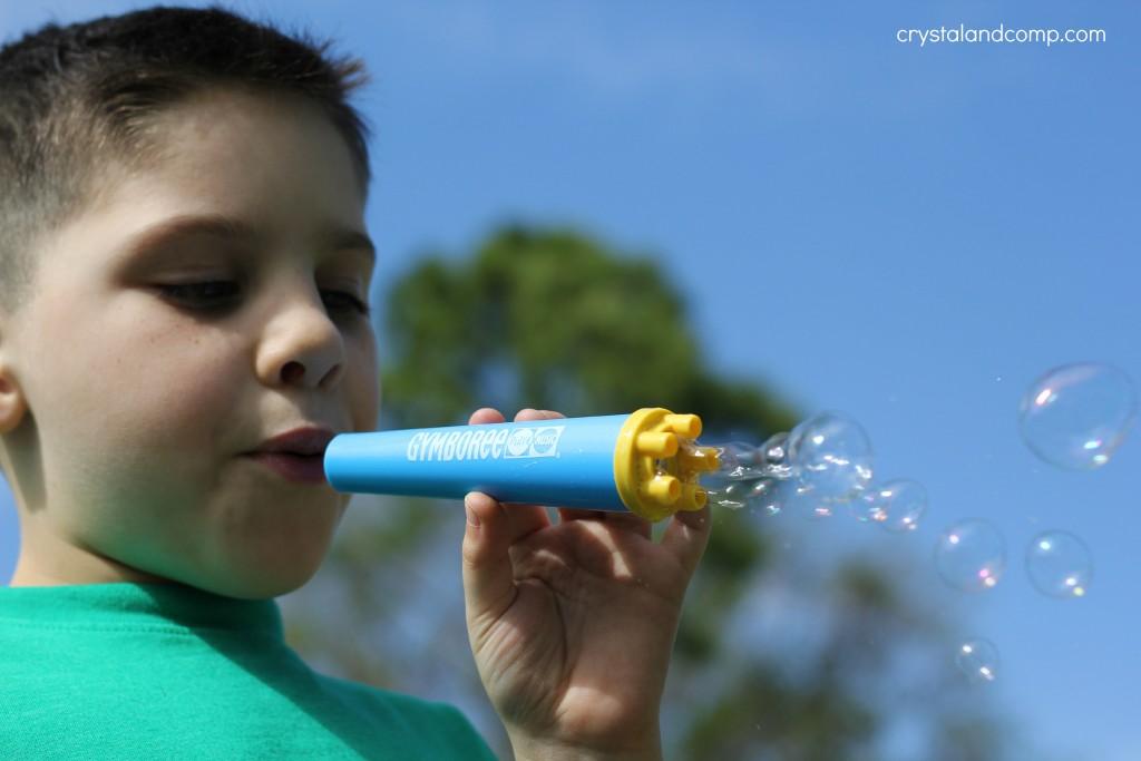 gymboree bubbles