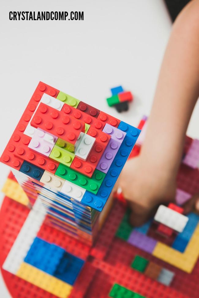 Lego Birthday Party Game Ideas