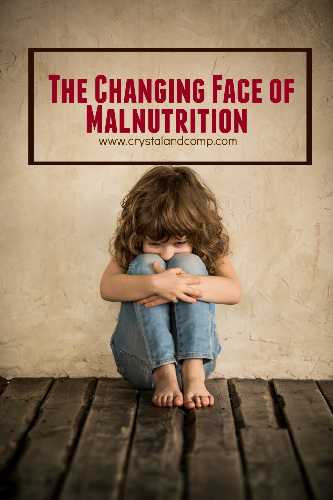 the changing face of malnutrition