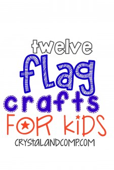 12 Flag Crafts for Kids to Create