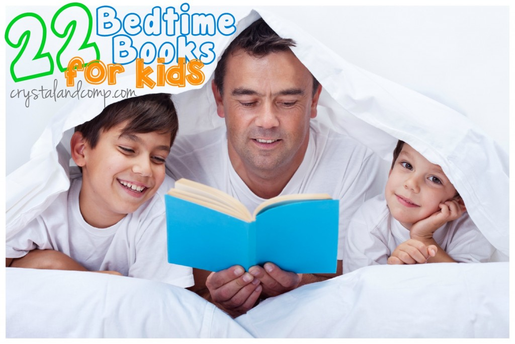 22 bedtime stories for kids