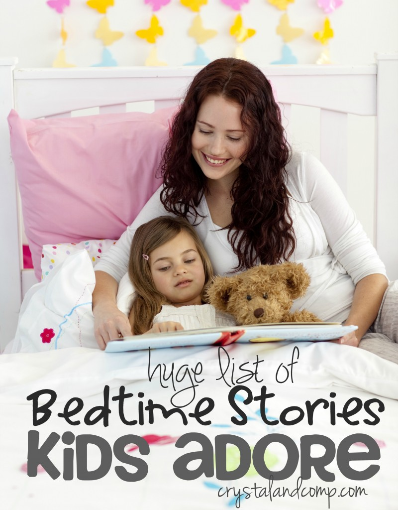 bedtime stories kids adore