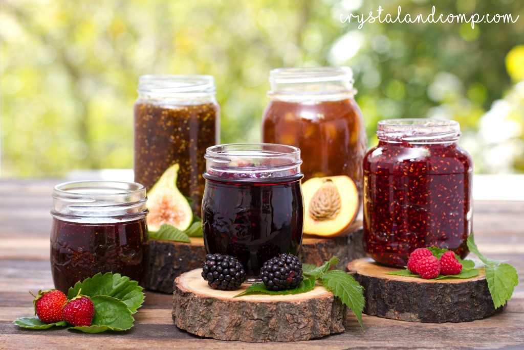 Image result for homemade jam