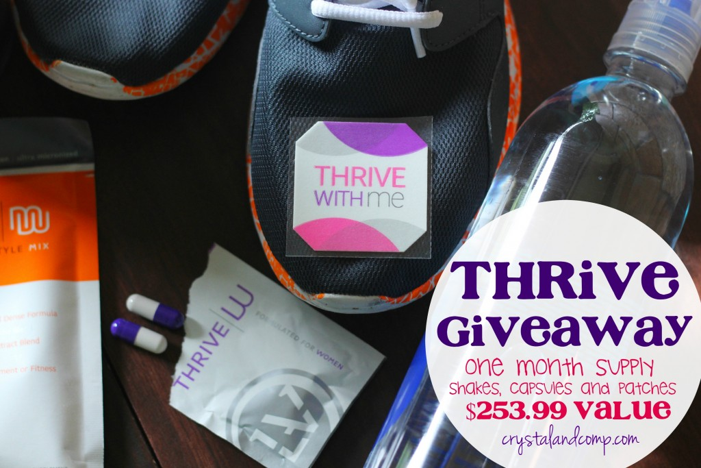 thrive giveaway dft patch, premium nutrition shake and lifestyle capsules (1)