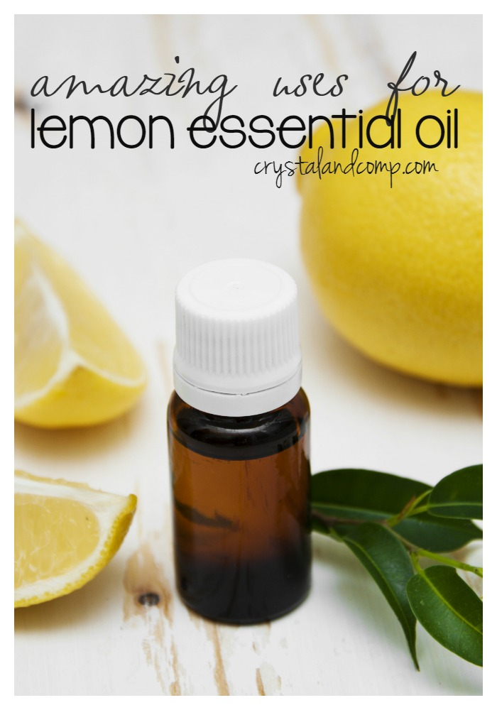10 amazing lemon oil uses that will save you money