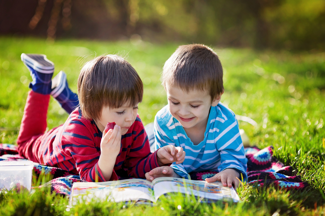 Books Children Must Read This Summer (by Age Group)