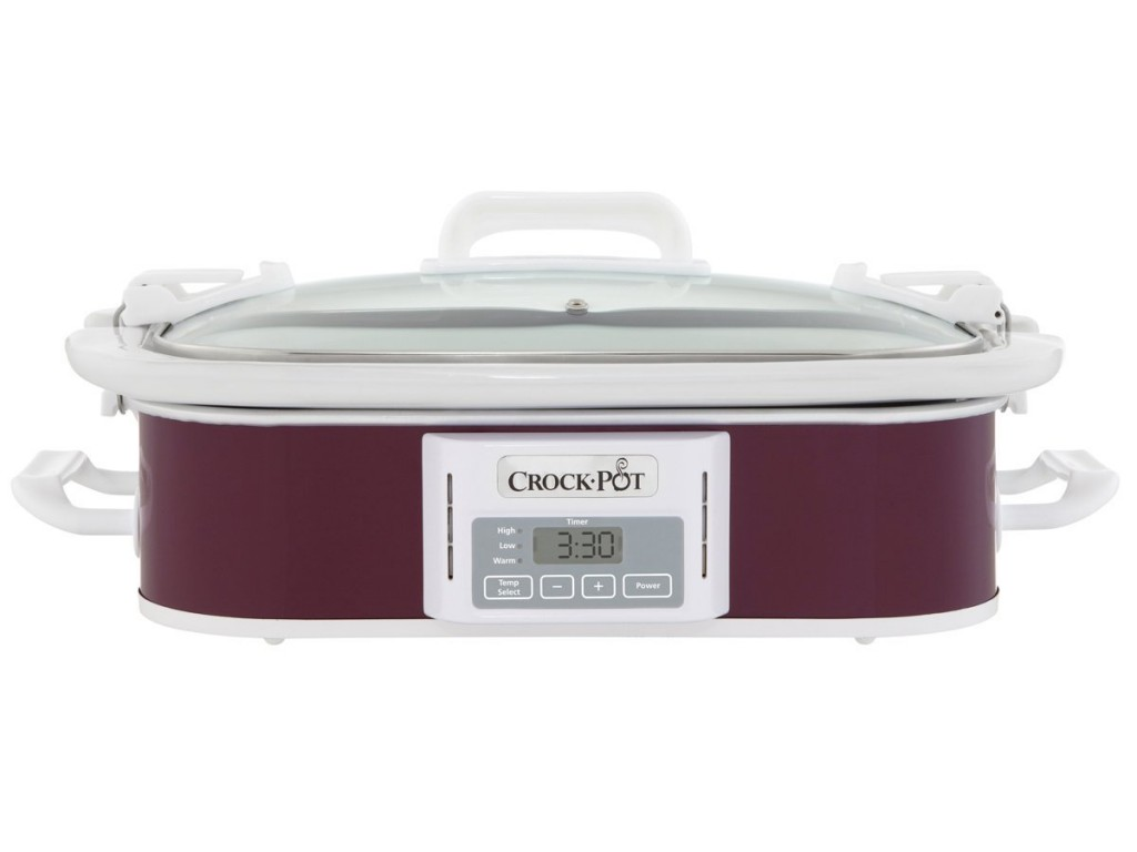 crockpot casserole slow cooker