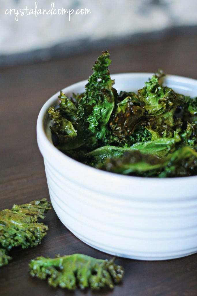 how to make kale chips lightened  (1)