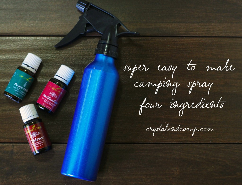 make your own bug spray