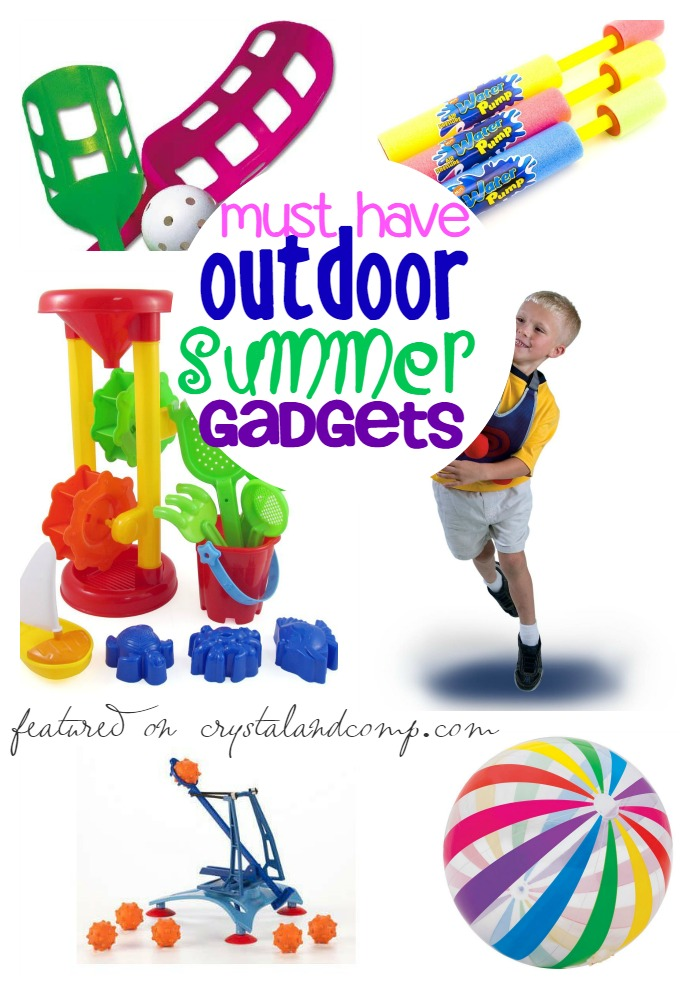 must have outdoor summer gadgets